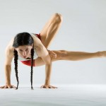 Yoga-Grasshopper-Pose-Arm-Balance-Standing-on-Arm-Leg-Extended1-150x150