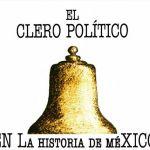Portada del libro: El clero político en la historia de México. Vol. 2