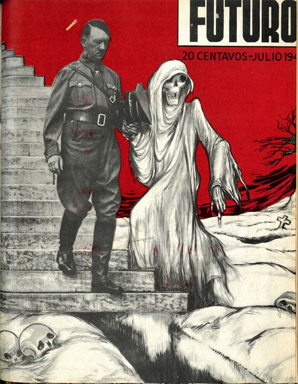 Portada Futuro 1944