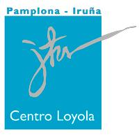 Logo centro loyola jesuitas pamplona