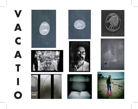 """""""Vacatio"""" Pietrantonio, Emmanuel Rioufol, Xavier Martel, Yannick Vigouroux, 10 - 31 ottobre 2013"""