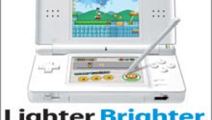 ¡Fecha de lanzamiento en E.E.U.U. para Nintendo DS Lite!