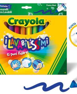 Pennarelli Lavabilissimi Crayola