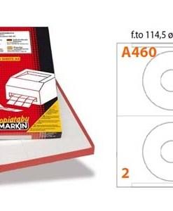 Etichette Markin A460