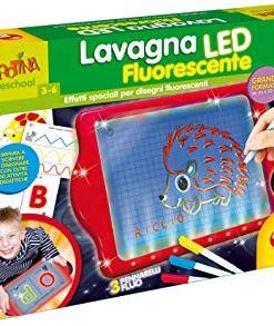 lavagna fluorescente gioco prescolastico