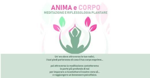ANIMA E CORPO: Meditazione e Riflessologia
