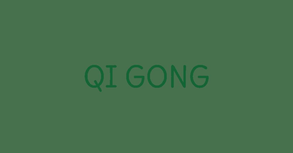 Qi Gong - Centro SIA.MO