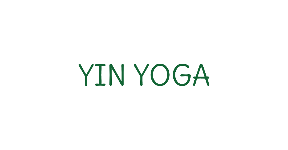 Yin Yoga - Centro SIA.MO