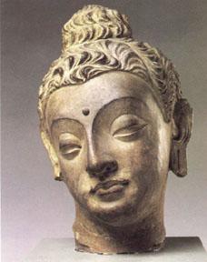 Buddha del Gandhara