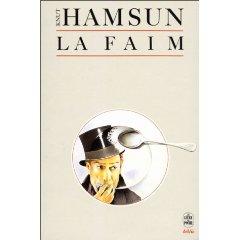 Knut Hamsun, La Faim