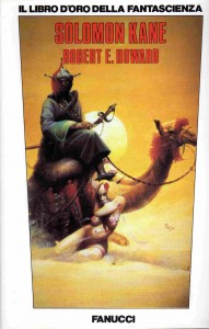 Un'edizione Fanucci degli anni '80 del ciclo di Solomon Kane