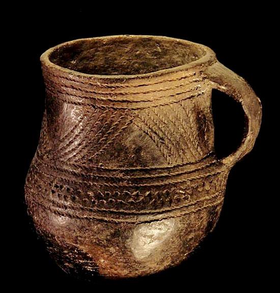 Ceramica cordata, ca. 3000 a.C.