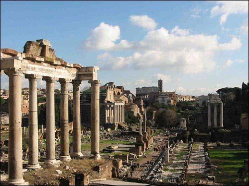 Spirito architettonico di Roma