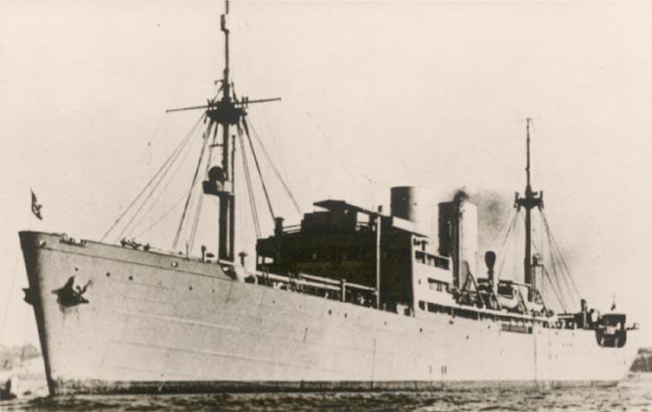 La crociera della nave corsara Atlantis
