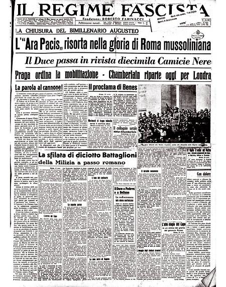 Conoscere la storia con i giornali. Intervista allo storico Marco Cimmino