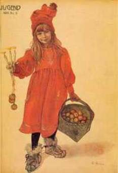 Carl Larsson: il pittore dell'anima nordica