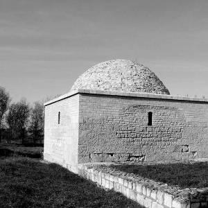 """""""Mausoleo del Khan"""" a Bolğar"""