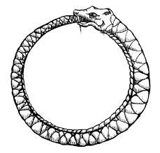 Il simbolo dell'Uroboro