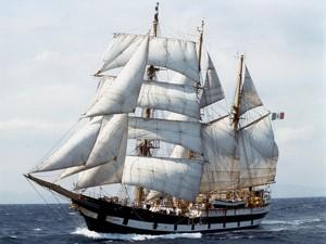 Il navigare come simbolo eroico