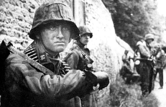 Volontari italiani nelle divisioni Waffen SS