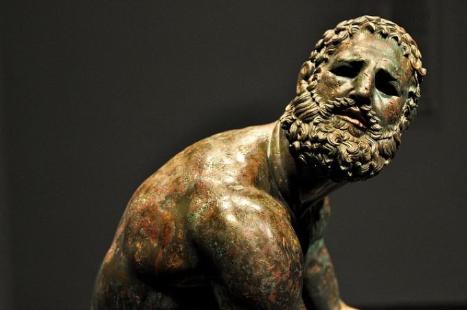 La più serena celebrazione dello sport antico nel quinto canto dell'«Eneide»