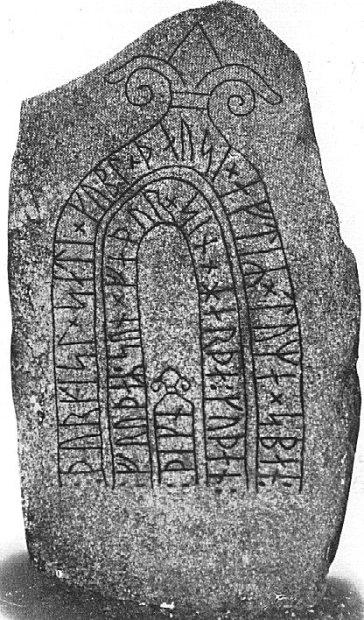 Pietra runica da Baldringe, Malmöhus län, Skåne