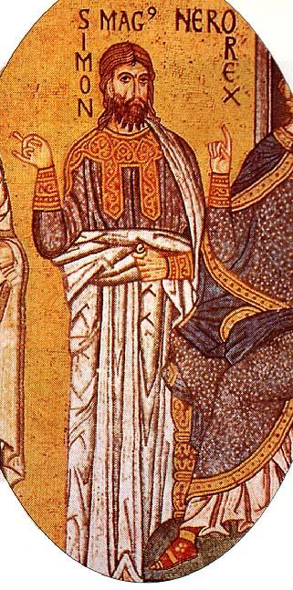 Simon Mago era in realtà l'apostolo Paolo?