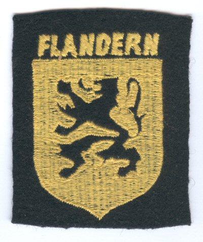 """Stemma della Legione SS """"Flandern"""""""