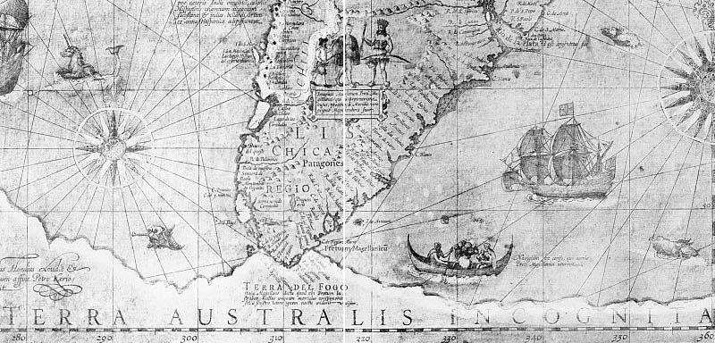 La scomparsa della Terra Australe Incognita come paradigma del conflitto fra scienza e mito?
