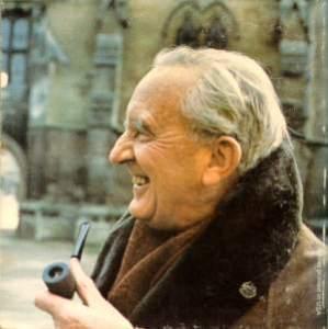 John Ronald Reuel Tolkien (3 gennaio 1892 – 2 settembre 1973)