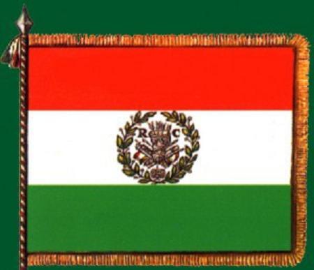 Luci sul tricolore romano