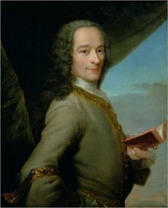 Voltaire o della disavventura di essere più citato che letto