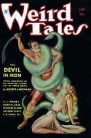 Torna «Weird Tales», la rivista che inventò l'horror made in Usa e H.P. Lovecraft