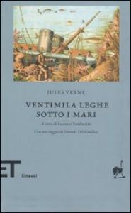 Jules Verne, Ventimila leghe sotto i mari