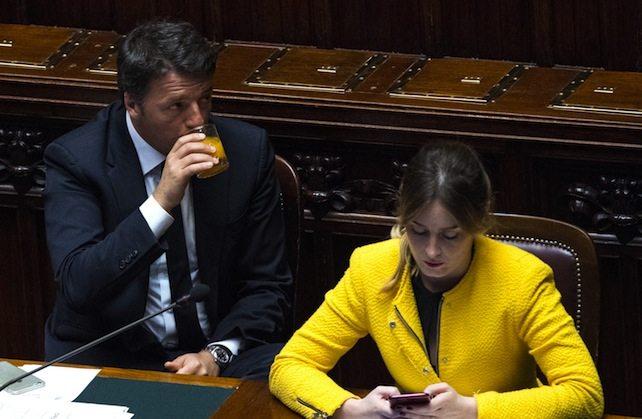 Ma per Renzi viene prima l'Italicum o la riforma Boschi? Il dubbio è lecito