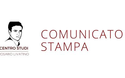 """Il Centro studi Livatino si costituisce nel giudizio sulla costituzionalità del reato di aiuto al suicidio (""""caso Cappato"""")."""