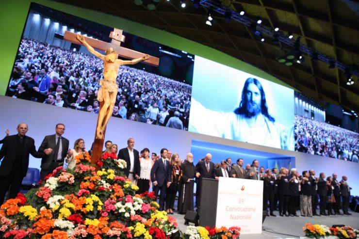 Mantovano alla Convocazione nazionale del Rinnovamento nello Spirito