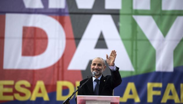 Massimo Gandolfini, organizzatore del Family Day