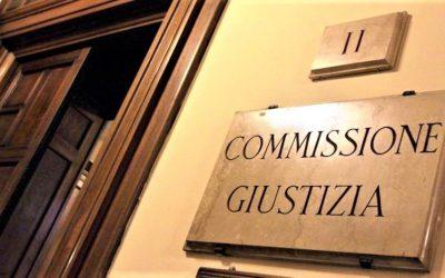Omofobia: audizione in Commissione Giustizia della Camera