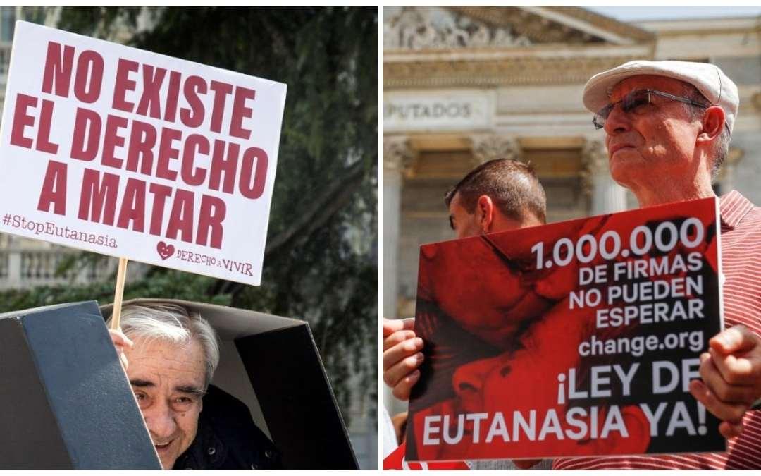 Verso l'eutanasia in Spagna: la fine della relazionalità dell'uomo