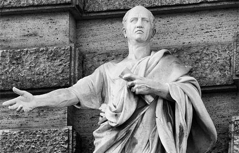 Cicerone: senza norma naturale come distinguere la legge buona dalla cattiva?