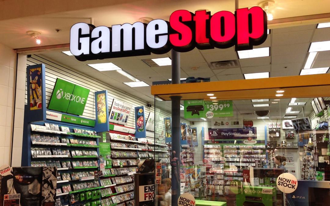 Negozio Gamestop