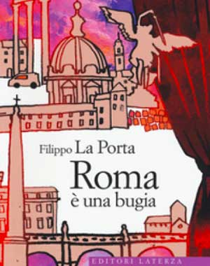 """""""Roma è una bugia"""" - Copertina"""