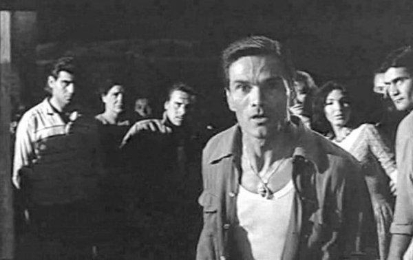 """Pasolini attore ne """"Il gobbo"""" di Carlo Lizzani (1960)"""