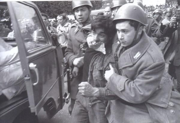 Scontri di Valle Giulia. 1° marzo 1968
