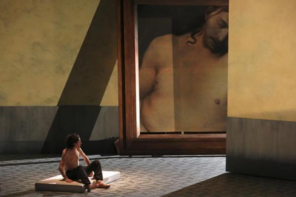 """""""Affabulation"""" di Pasolini. Regia di Stanislas Nordey (2015)"""