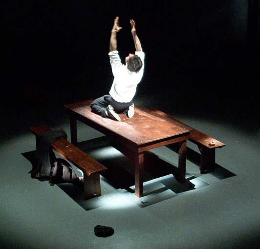 """""""Pilade"""". Regia di Antonio Latella (2004)"""