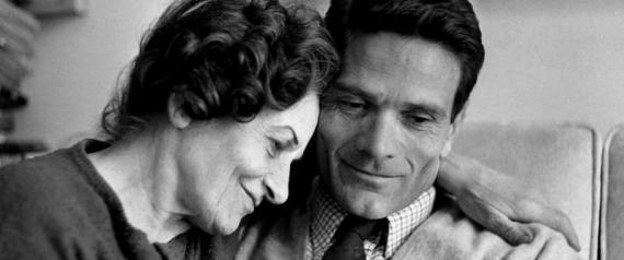 Susanna Colussi e Pasolini