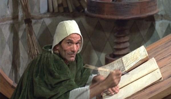"Pasolini-Chaucer in ""I racconti di Canterbury"""