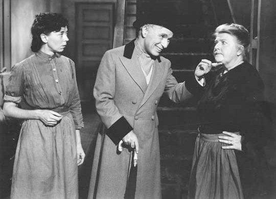 "Charlie Chaplin in ""Monsieur Verdoux"""